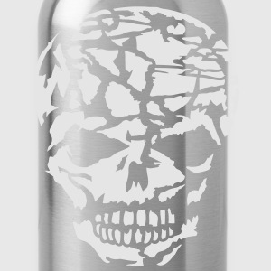 A broken skull T-Shirts - Water Bottle