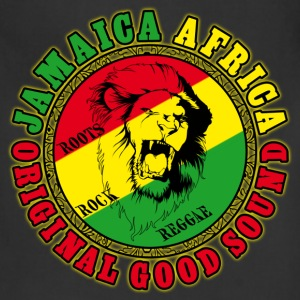 jamaica africa origina good sound T-Shirts - Adjustable Apron