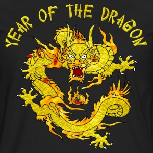 Year Of The Dragon Hoodies - Men's Premium Long Sleeve T-Shirt