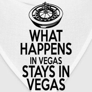 Keep Calm Vegas T-Shirts - Bandana