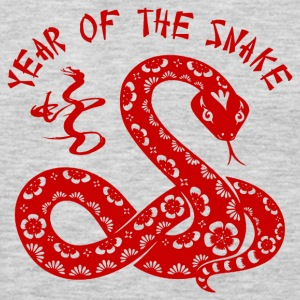 Year Of The Snake Sweatshirts - Men's Premium Long Sleeve T-Shirt