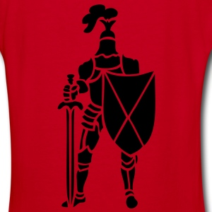 Knight medieval full armour by patjila2 Zip Hoodies/Jackets - Women's V-Neck T-Shirt
