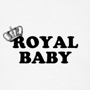 Royal Baby - Men's T-Shirt