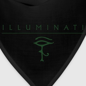 illuminati + Eye of Horus T-Shirts - Bandana
