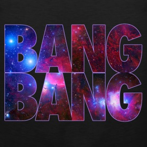BANG BANG! Galaxy Sweatshirt By Skytop - Men's Premium Tank