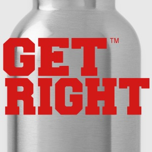 GET RIGHT Hoodies - Water Bottle