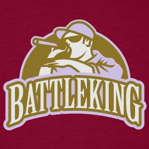 BattlekinG MC 3c Hoodies - Men's T-Shirt