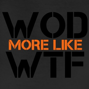 WOD - Workout of the Day - WTF Tanks - Leggings