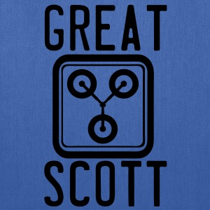 Great Scott! Hoodies - Tote Bag