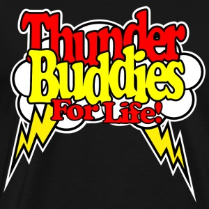 THUNDER BUDDIES Hoodies - Men's Premium T-Shirt