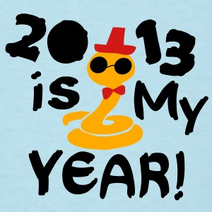 2013 is My Year  Baby Short Sleeve One Piece - Men's T-Shirt