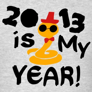 2013 is my Year Men's Long Sleeve T-Shirt by Ameri - Men's T-Shirt