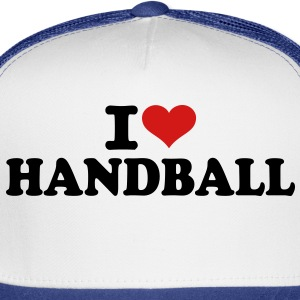 I love Handball Accessories - Trucker Cap