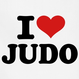 I love Judo Kids' Shirts - Adjustable Apron