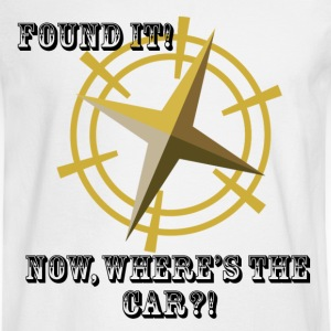 Where's The Car? - Men's Long Sleeve T-Shirt