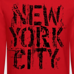 NYC paint - Crewneck Sweatshirt