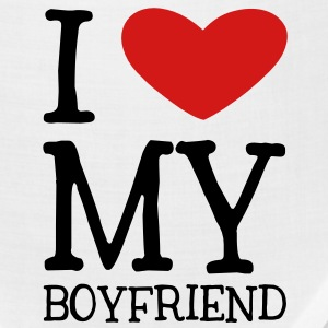 I Heart My Boyfriend Women's T-Shirts - Bandana