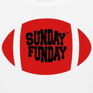 Sunday Funday Hoodies - Men's Premium Tank