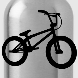 BMX Bike Men's T-shirt - Water Bottle