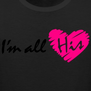 I'm all His - Men's Premium Tank
