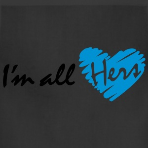 I'm all Hers - Adjustable Apron