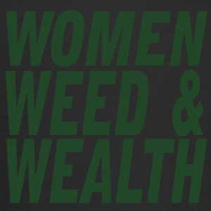 Women, Weed & Wealth - Trucker Cap
