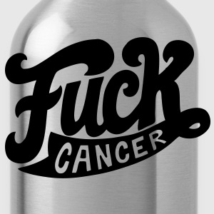Fuck Cancer - Water Bottle