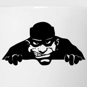 Crook Looking over - Coffee/Tea Mug
