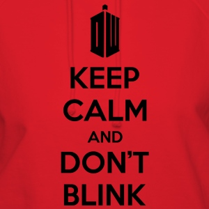Keep Calm and Don't Blink - Women's Hoodie