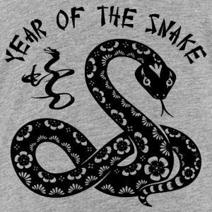 Year Of The Snake Sweatshirts - Toddler Premium T-Shirt