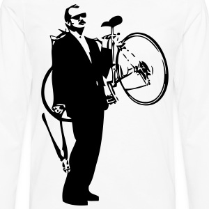 Bike stolen - Men's Premium Long Sleeve T-Shirt