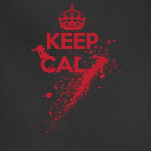 Keep Bloody Calm! T-Shirts - Adjustable Apron