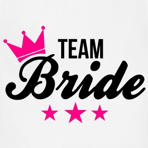 Bachelorette - Team Bride Women's T-Shirts - Adjustable Apron