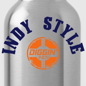 Indy Style - Water Bottle