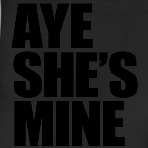 Aye She's Mine Kids' Shirts - Leggings