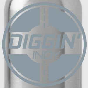 Diggin Indy - Water Bottle