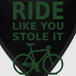 Ride Like You Stole It - Bandana
