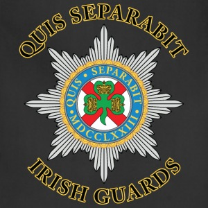 Irish Guards - Adjustable Apron