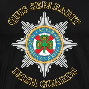 Irish Guards - Men's Premium T-Shirt