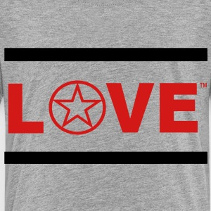 LOVE Sweatshirts - Toddler Premium T-Shirt