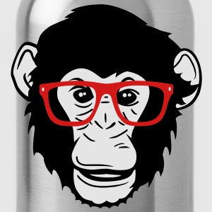 monkey ape chimpanzee T-Shirts - Water Bottle