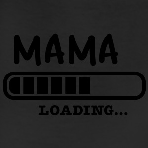 mama loading Women's T-Shirts - Leggings