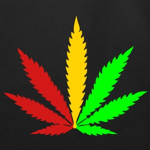 weed marijuana cannabis rasta T-Shirts - Eco-Friendly Cotton Tote