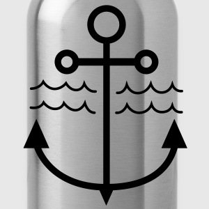 Anchor sailor T-Shirts - Water Bottle