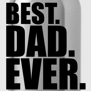 best dad ever T-Shirts - Water Bottle