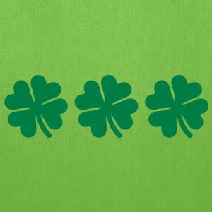 Shamrocks T-Shirts - Tote Bag