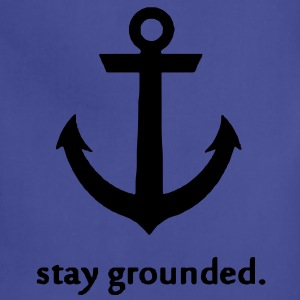 Stay Grounded Tee - Adjustable Apron