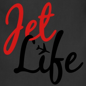 jet_life - Adjustable Apron