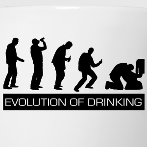 Evolution of Drinking - Coffee/Tea Mug