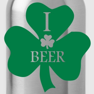 Shamrock BEER - Water Bottle